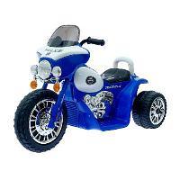 "Электромобиль ""Трайк"", цвет синий 3527603"