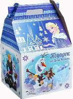 """Коробка подарочная складная гигант """"С Новым Годом"""", Холодное сердце 4503960"""