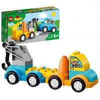 Конструктор LEGO duplo My First Мой первый эвакуатор