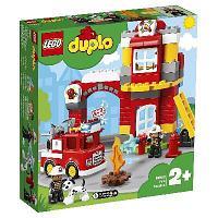 Конструктор LEGO duplo Town Пожарное депо