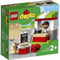 Конструктор LEGO Duplo Town Киоск-пиццерия