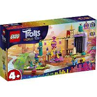 Конструктор LEGO Trolls Приключение на плоту в Кантри-тауне