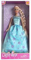 Кукла Defa Lucy в голубом платье