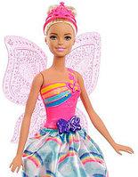"""Игрушка Barbie """"Фея с летающими крыльями в асс."""""""