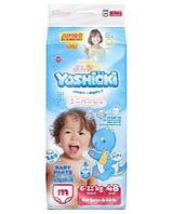 Трусики-подгузники Yoshioki M (6-11 кг), 48 шт