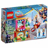 Конструктор LEGO Super Hero Girls Харли Квинн спешит на помощь
