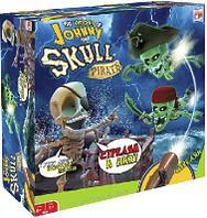 Игрушка Тир проекционный Джонни Пират с 1 бластером
