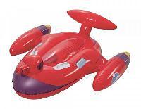 Надувная игрушка-наездник с брызгалкой Космолёт 109х89см, от 3 лет, 41100 BW, BestWay,