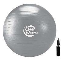 Мяч гимнастический Life Weights диаметр 85 см с насосом
