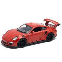 Машинка Welly Porsche 911 GT3 RS (43746) 1:38