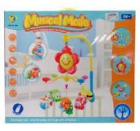 Игрушка для малышей. Мобиль с машинками