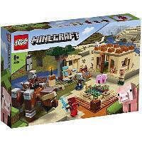 LEGO Minecraft Конструктор Лего Майнкрафт Патруль разбойников