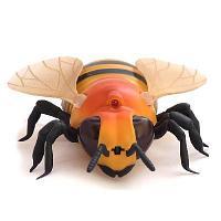 Интерактивные насекомые и пресмыкающиеся. Пчела на радиоуправлении,световые эффекты