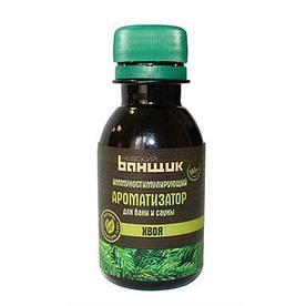 """Ароматизатор д/бани """"ХВОЯ"""", 100мл"""