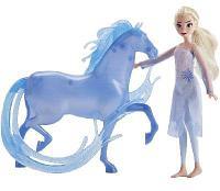Disney Princess Игровой набор Холодное сердце 2 Нокк и Эльза