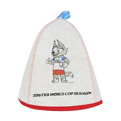 "Шапка банная ""ФИФА 2018 Забивака стандарт"""