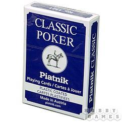 """Игральные карты """"Классик Покер"""" 55 листов"""