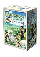 Настольная игра: Каркассон 9: Холмы и овцы