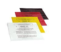 Пакет для сбора медицинских отходов А, Б, В, Г 300мм*330мм