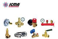 Запорная арматура ICMA Италия