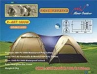 """Палатка четырех местная """"Min X-ART 1600w"""""""