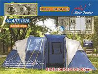 "Палатка 4 мест ""Min X-ART 1820"""
