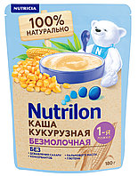 Каша детская безмолочная кукурузная NUTRILON 180г