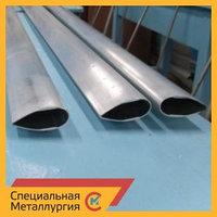 Труба стальная каплевидная 92х4 мм Ст3сп (ВСт3сп) ГОСТ 13663-86