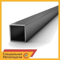 Труба стальная квадратная 180х12 мм 09Г2С (09Г2СА) ГОСТ 13663-86 бесшовная