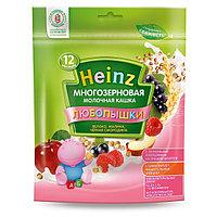 Каша детская молочная многозерновая ЛЮБОПЫШКИ Heinz 200г