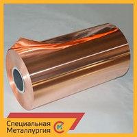 Фольга медно-никелевая МНАХМц4,5-4,5-0,7-2,5 (Камелин) ТУ 48-21-258-75