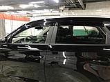 Ветровики дверей (дефлекторы окон) Hyundai Tucson TL (2015-), фото 2