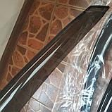 Ветровики дверей (дефлекторы окон) Hyundai Tucson (2004-2009), фото 3