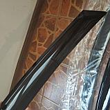 Ветровики дверей (дефлекторы окон) Hyundai Sonata VI (YF) (2009-2014), фото 3