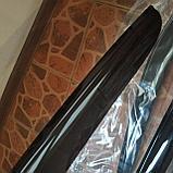 Ветровики дверей (дефлекторы окон) Hyundai Santa Fe (2000-2006), фото 4
