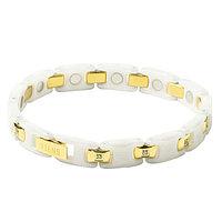 Белый титановый браслет Тяньши