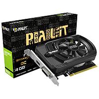 Видеокарты Palit Palit GeForce GTX 1650 1485MHz PCI-E 3.0 4096MB 8000MHz 128 bit DVI HDMI HDCP StormX OC