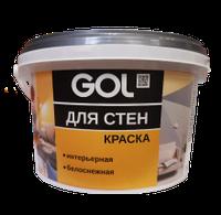 Краска акриловая для стен GOL ВД-АК-2180 (1,4 кг)