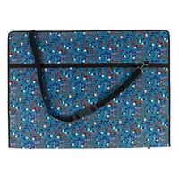 Папка А1 с ручками текстиль, 920 х 680 х 40 мм, 'Вдохновение', 'Мозаика'