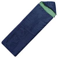 Спальный мешок Maclay 2-слойный, с капюшоном, увеличенный, 225 х 105 см, не ниже 5 C