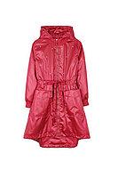 Детский для девочек осенний красный плащ Bell Bimbo 181016 гранат 134-68р.