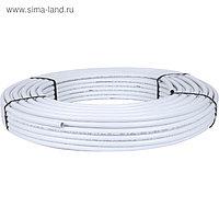 Труба металлопластиковая STOUT, d=16 x 2 мм, бухта 100 м, белая