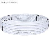 Труба металлопластиковая STOUT, d=20 x 2 мм, бухта 100 м, белая