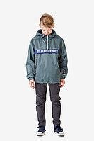 Детская для мальчиков осенняя зеленая спортивное куртка Bell Bimbo 181043 т.зеленый 134-68р.