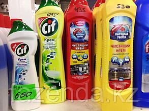 Новые чистящие и моющие средства
