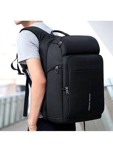 Рюкзак Mark Riden -7080 имеет ортопедическую спинку из трёхслойного материала. ⠀ ⠀