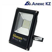 Прожектор светодиодный GLANZEN FAD-0003-30