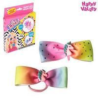 Набор для создания украшений Art Fashion резинки и заколки для волос с бантами