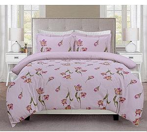 """Комплект постельного белья """"Тюльпан"""" 1,5 спальный"""