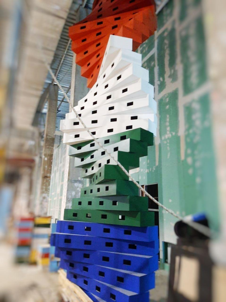 Строительство скалодромов - фото 8